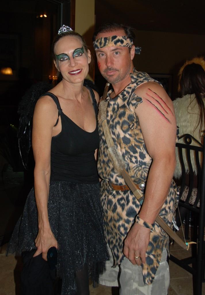 Denise and Steve