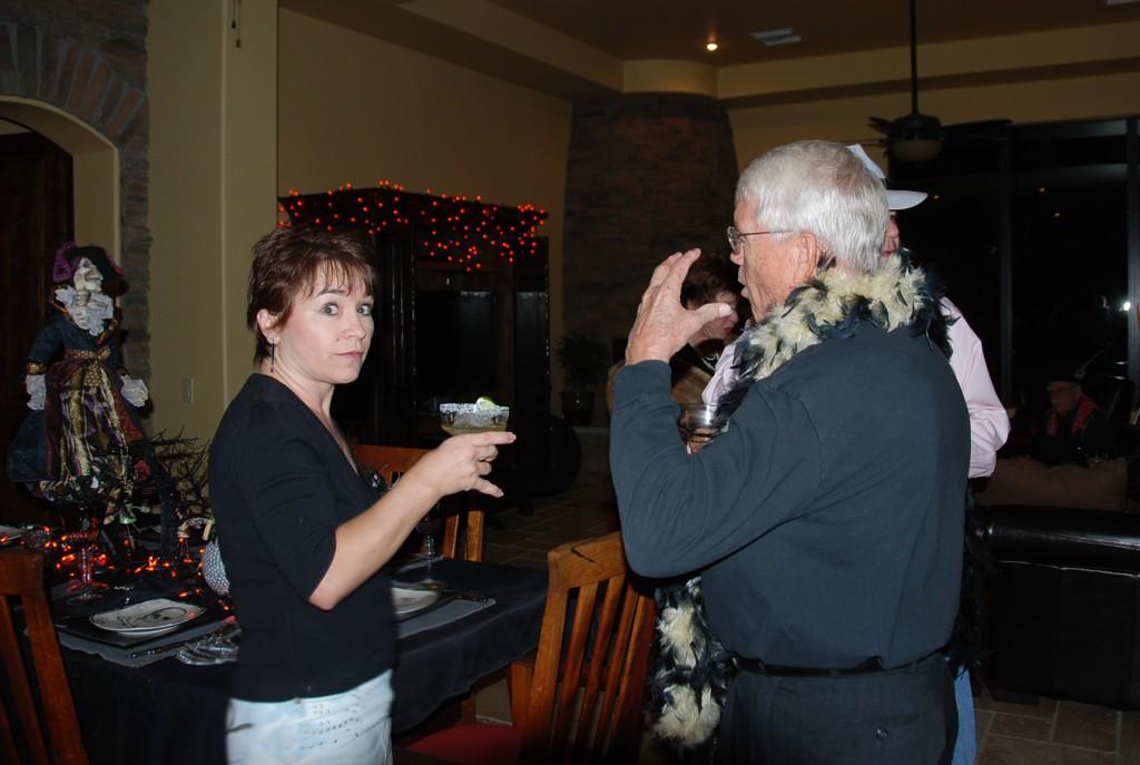 Diane and Burt